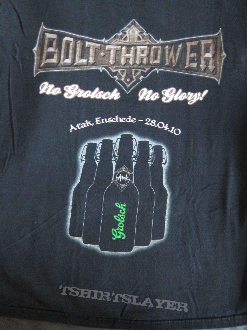 Bolt Thrower - No Grolsch No Glory!