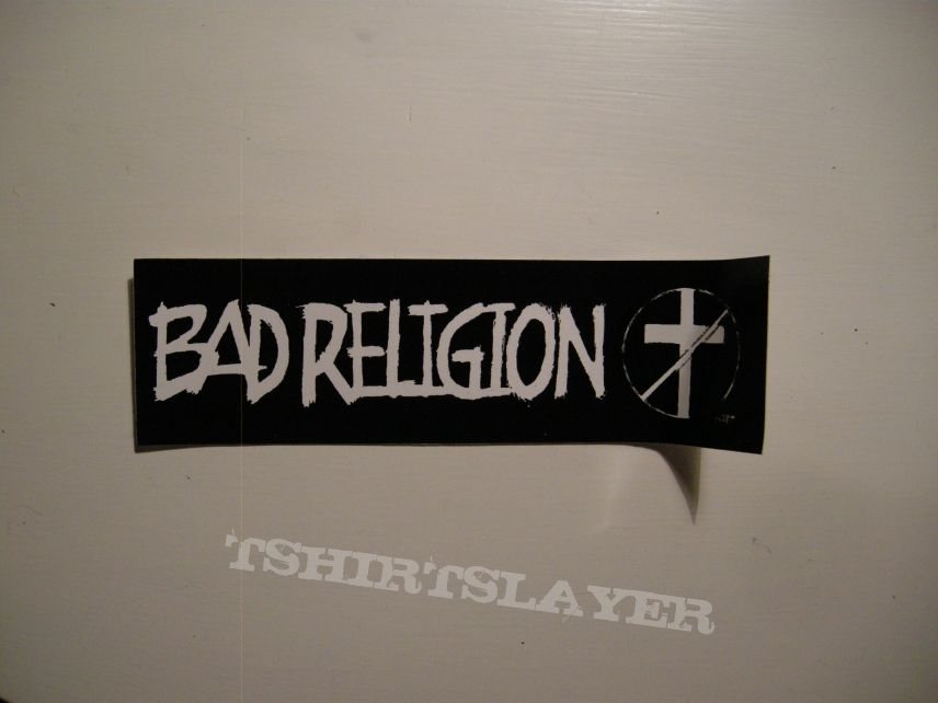 Bad Religion - Sticker