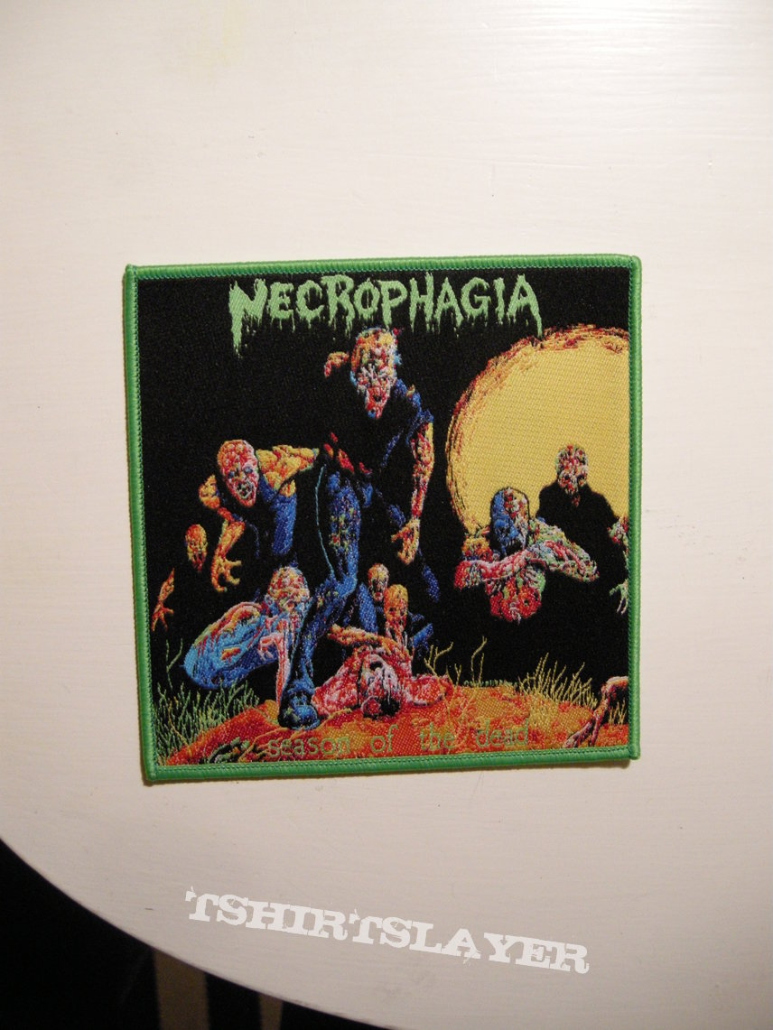 Necrophagia - Season of the dead inofficial patch