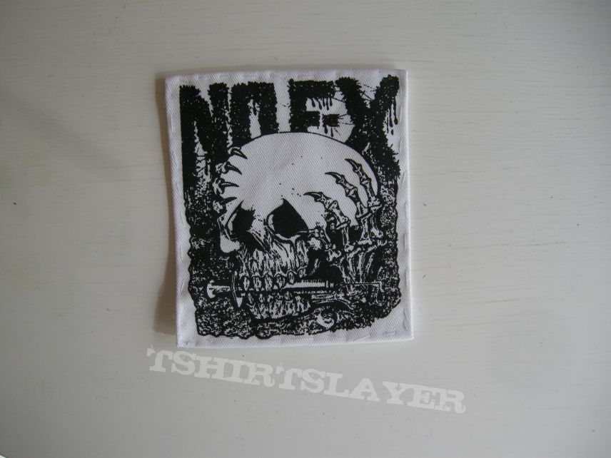 NOFX - Printed patch