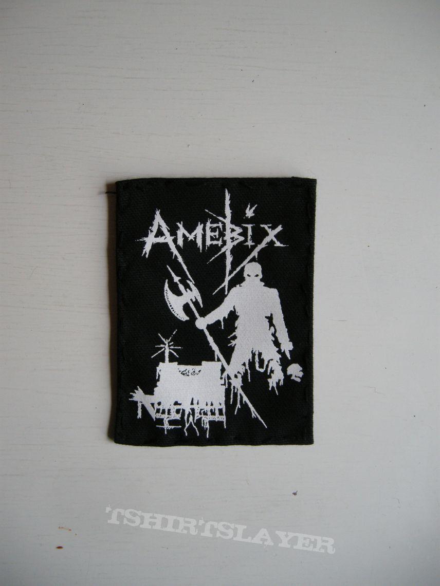 Amebix - Printed patch