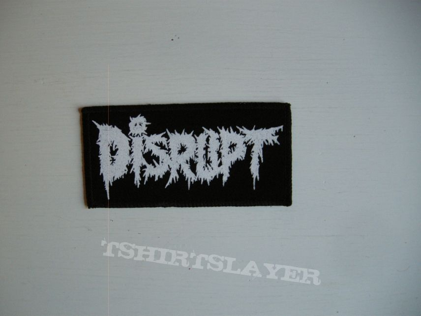 Disrupt - Small patch