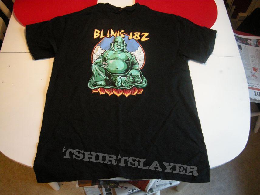 Blink 182 - Buddha t-shirt