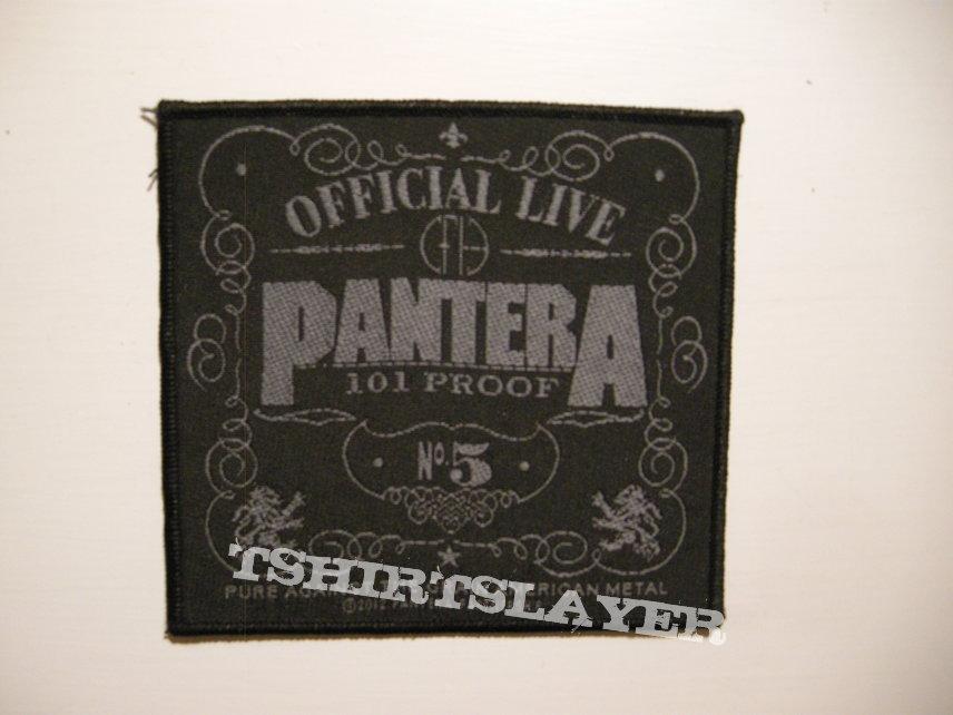 Pantera - Official patch