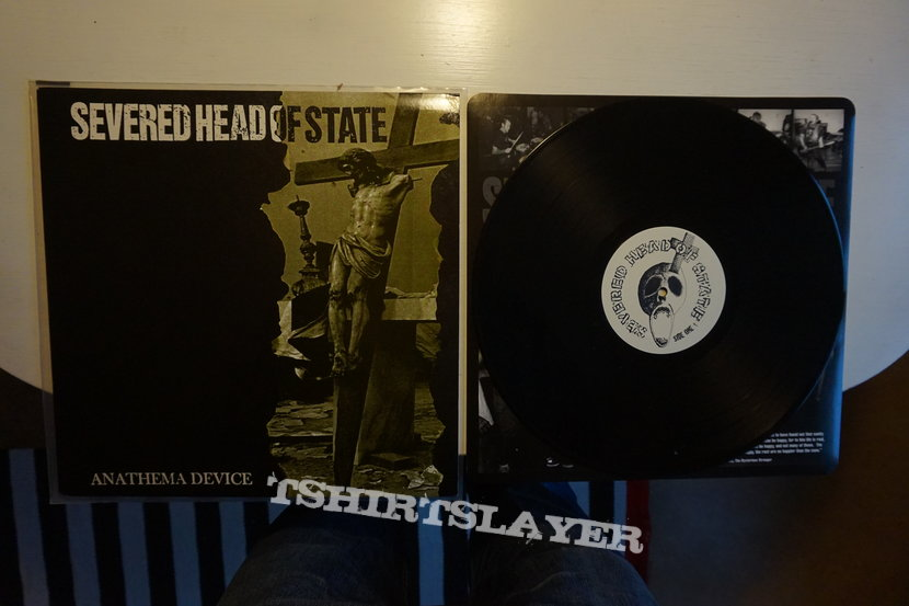 Severed Head Of State - Anathema device LP