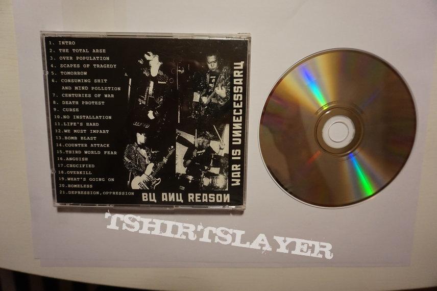 Framtid - Under The Ashes + 8 Track EP CD (Not on label, Framtid self-released)