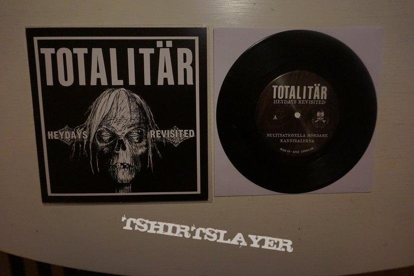 "Totalitär - Heydays revisited 7"" EP"