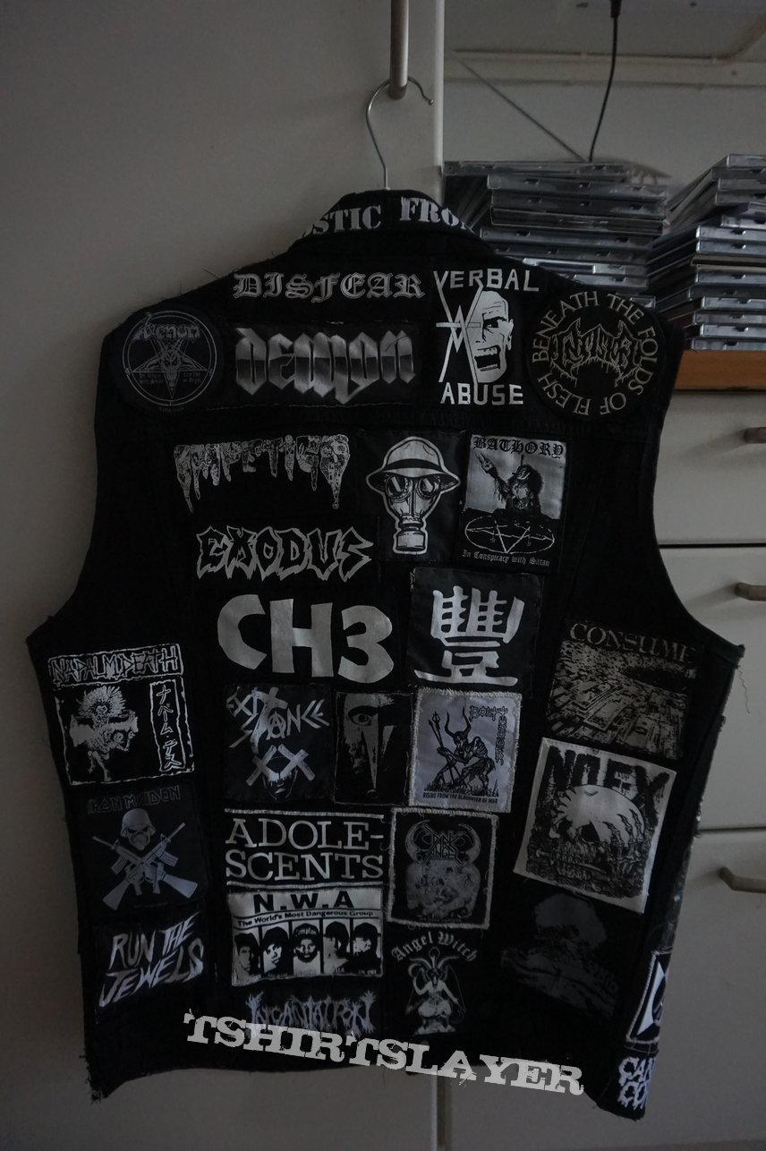 How the vest was won Part II