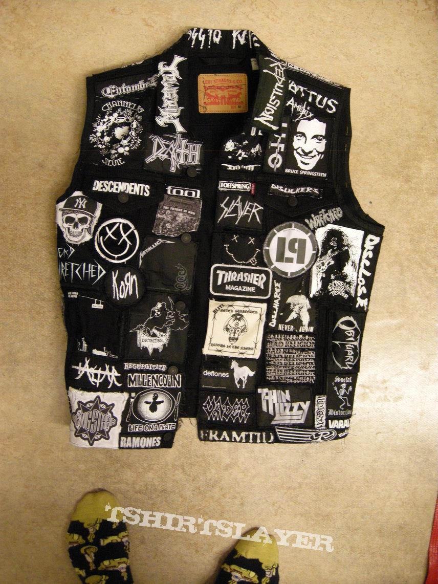 How the vest was won Part I
