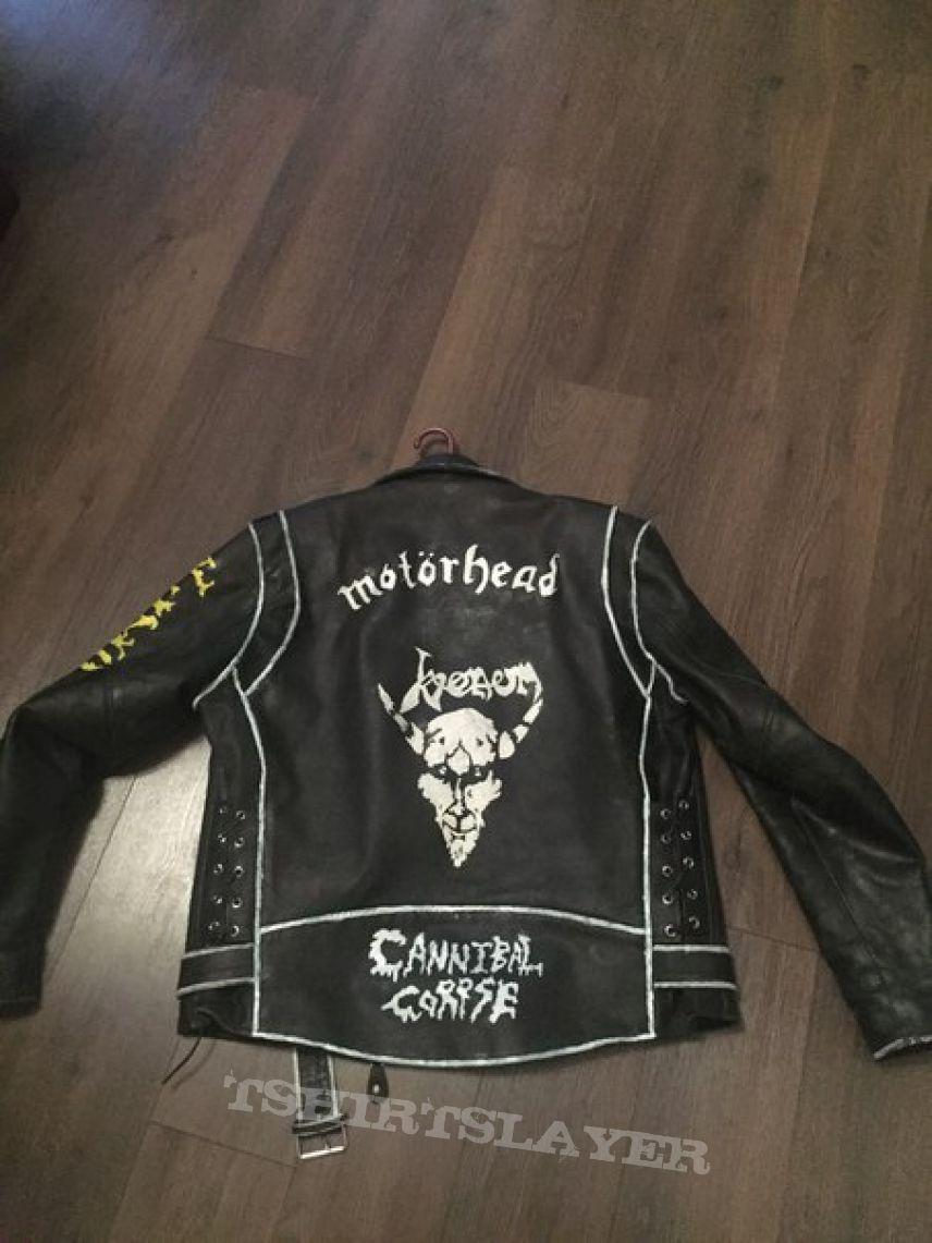 Leatherjacket back update