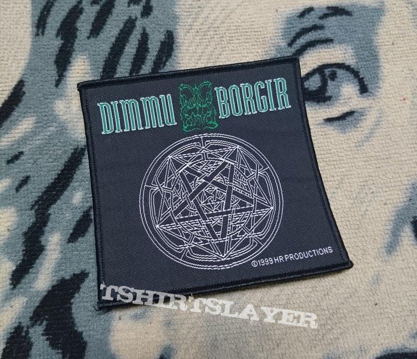 Dimmu Borgir patch