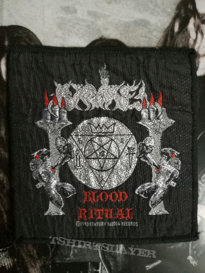 Samael Blood Ritual patch