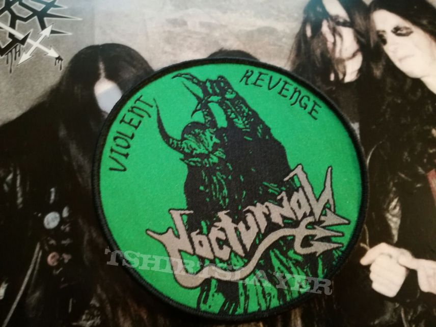 Nocturnal Violent Revenge patch