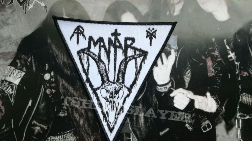 Mantar triangle patch
