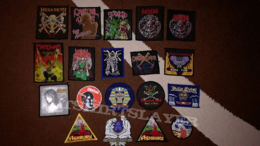 Spare patches for YOU
