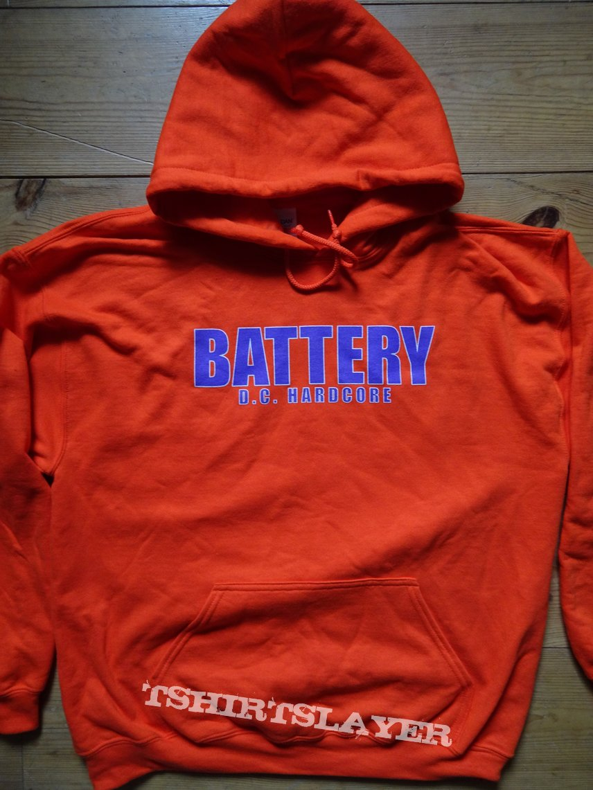 Battery Hoodie Tour 2019