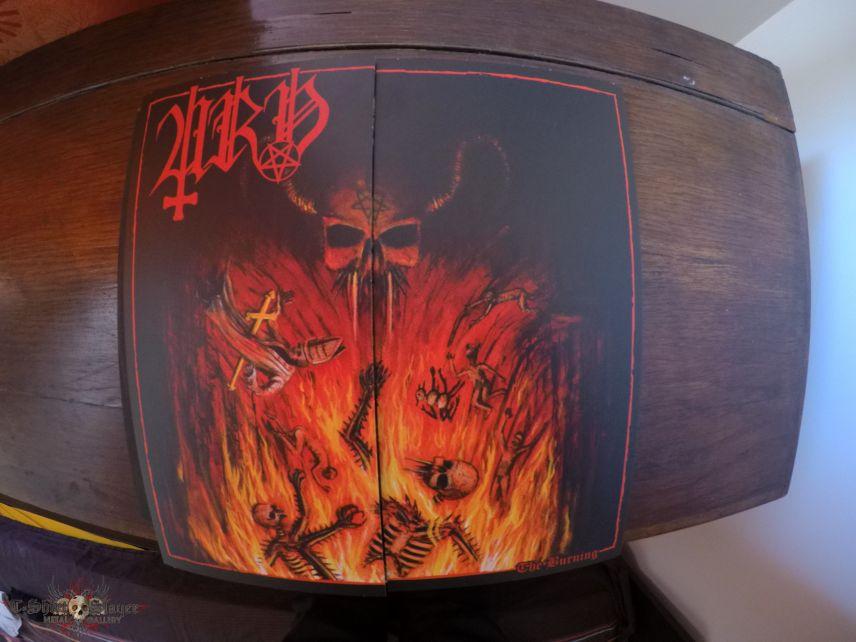 URN The Burning LP