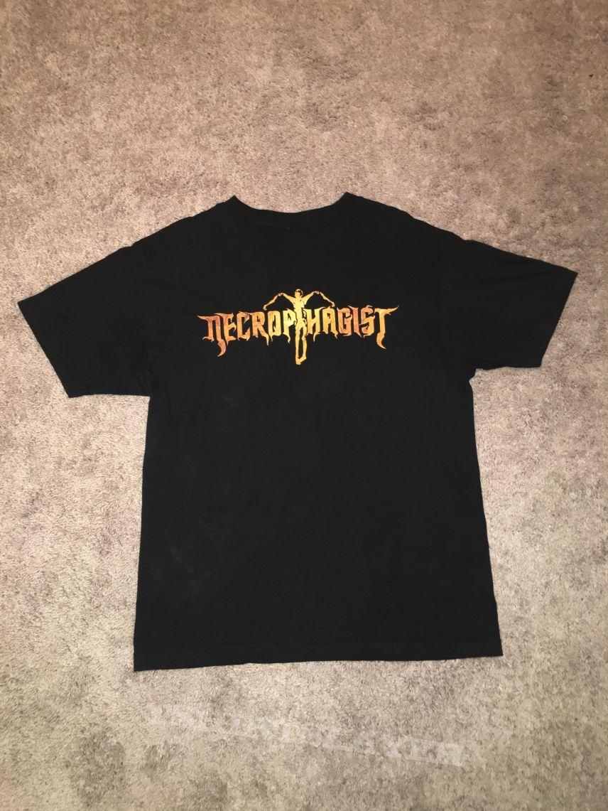 Necrophagist logo shirt