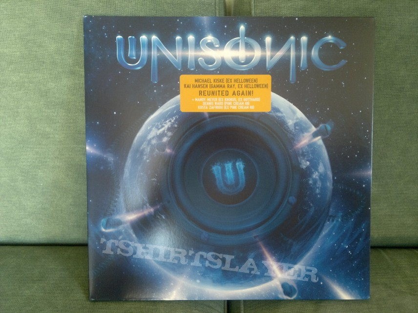 "Unisonic - ""Unisonic"" Dbl. Gatefold LP"