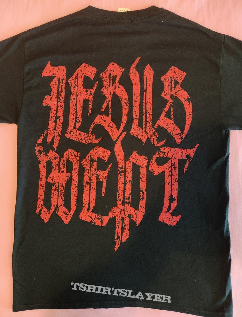 "Machine Head - ""Jesus Wept"" official shirt (reprint)"