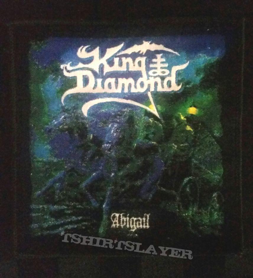 King Diamond - Abigail patch
