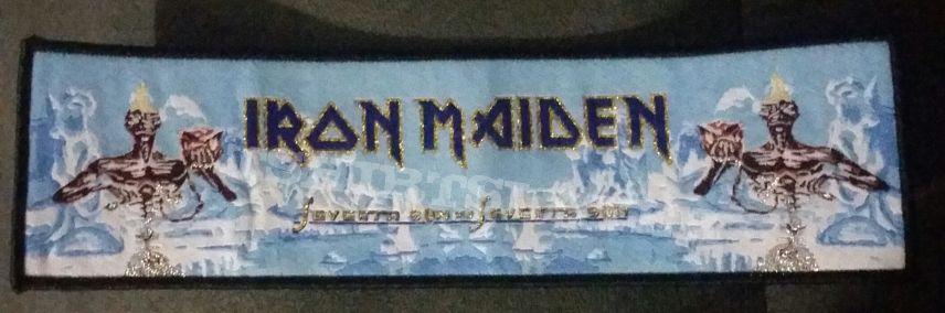 Iron Maiden - Seventh Son of a Seventh Son strip