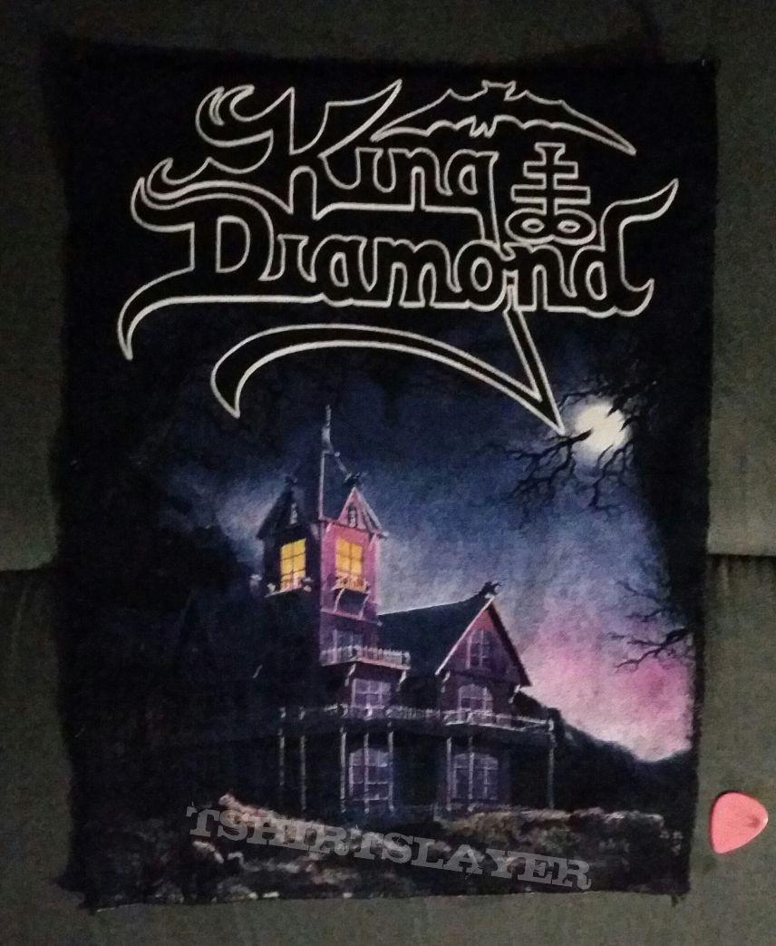 King Diamond - Them backpatch