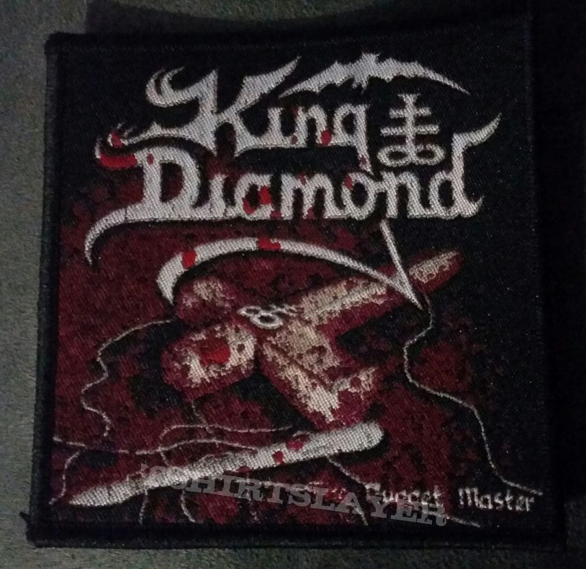 King Diamond - The Puppet Master patch