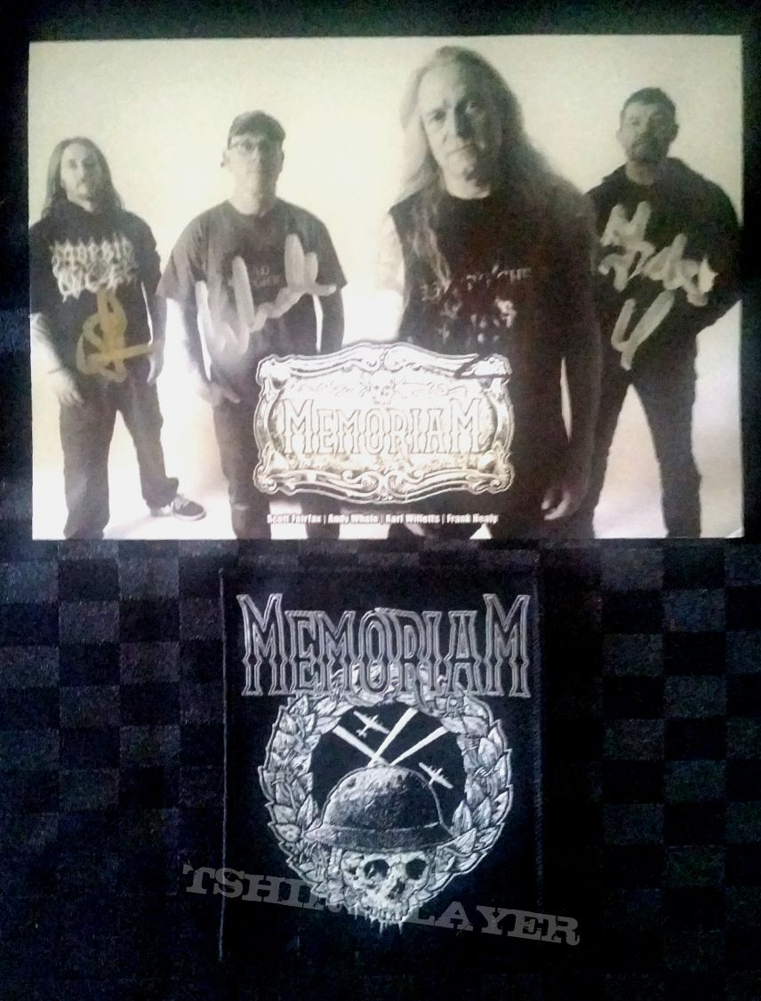 Memoriam - Hellfire patch