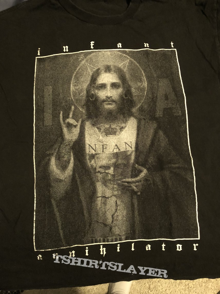 Infant annihilator stoned Jesus