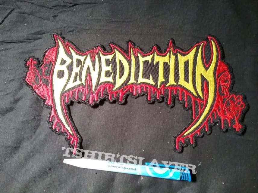Benediction  Backpatch