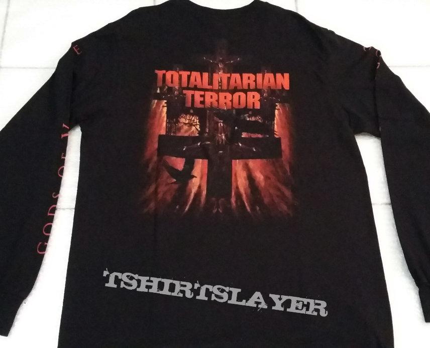 32. Kreator - Totalitarian Terror Long Sleeve