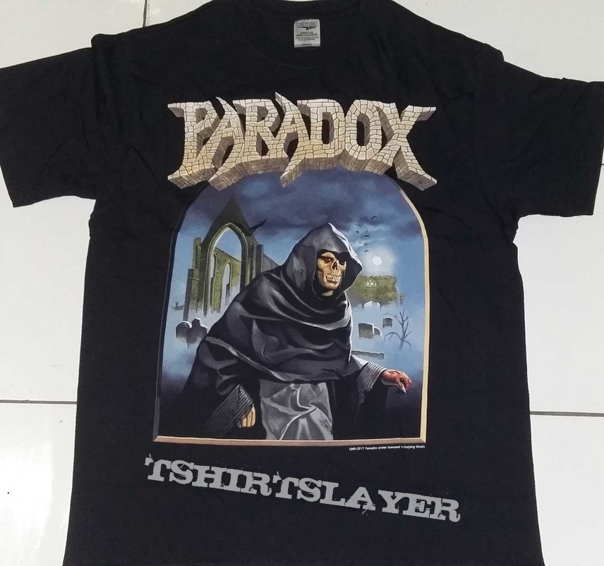 "43. Paradox ""Heresy"" T-shirt"