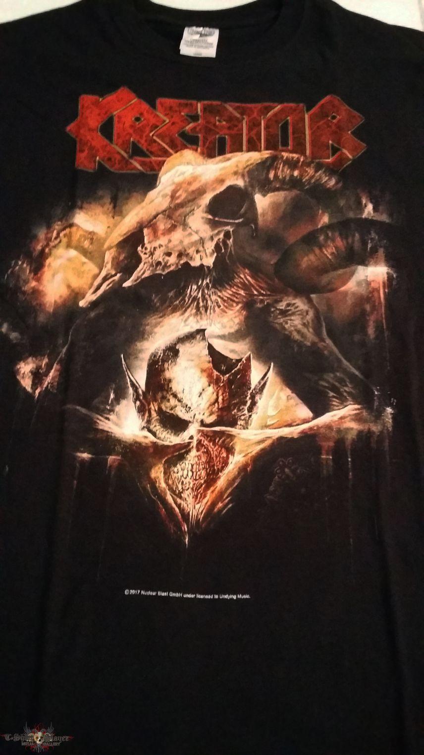30. Kreator - Gods Of Violence Long Sleeve