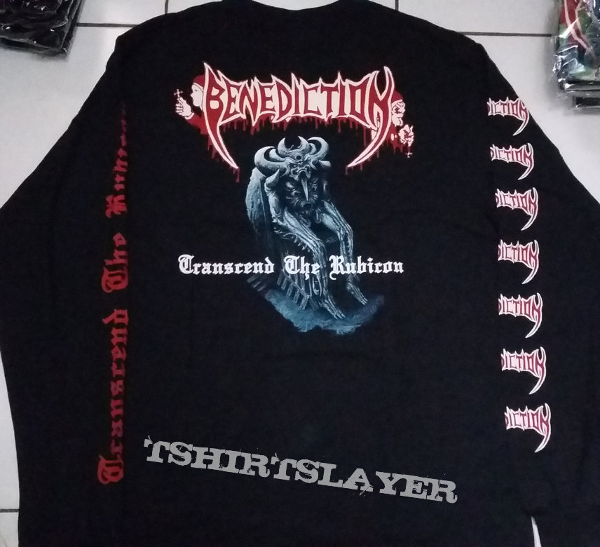 36. Benediction - Transcend The Rubicon Long Sleeve