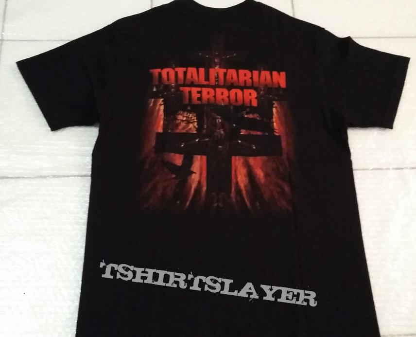 31. Kreator - Totalitarian Terror T-shirt