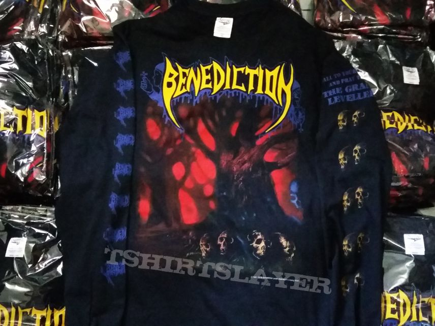 26. Benediction - The Grand Leveller Long Sleeve