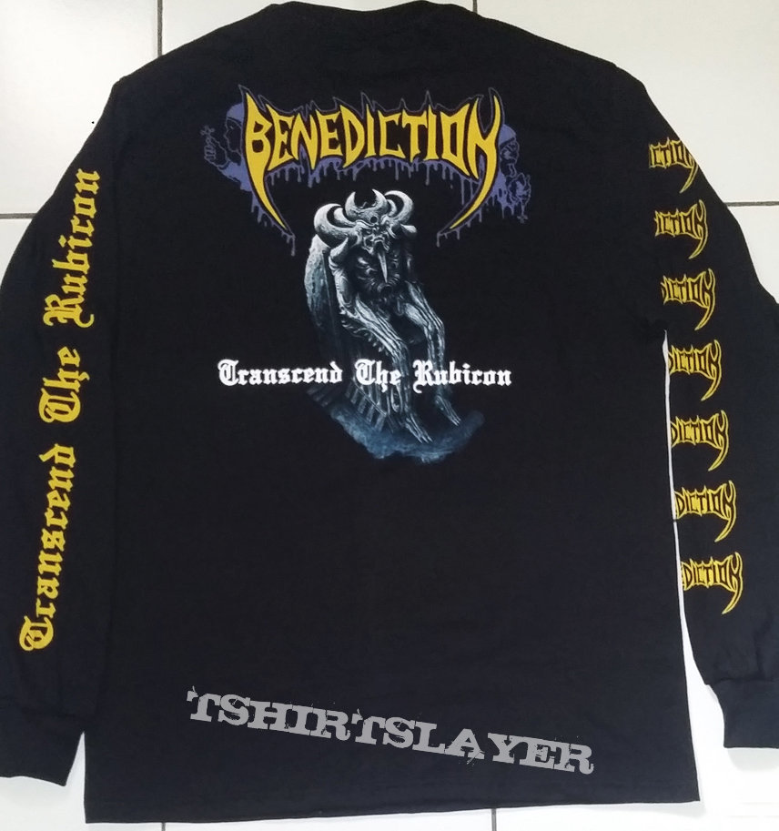 """38. Benediction """"Transcend The Rubicon"""" Long Sleeve"""