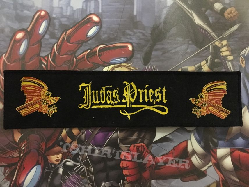 Patch Judas Priest Screaming For Vengeance Stripe