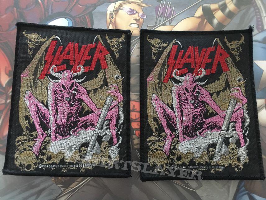 Patch Slayer pink demon
