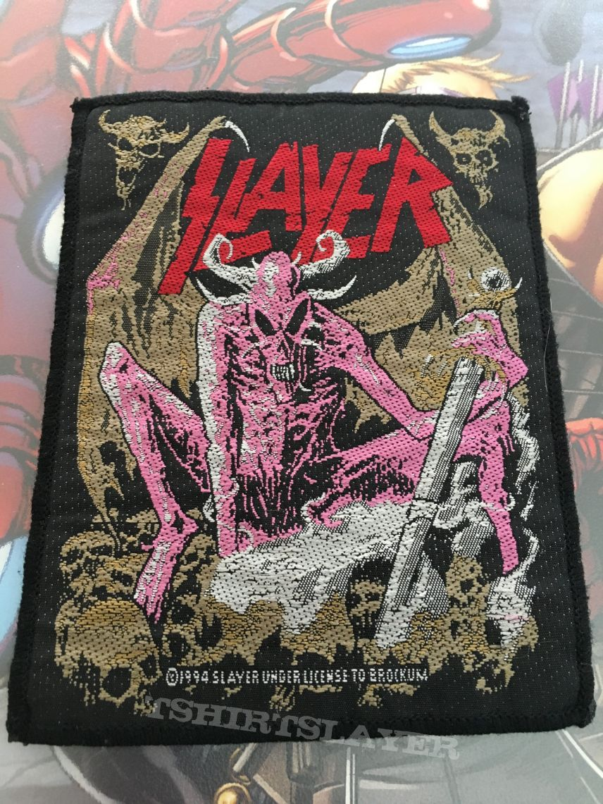 Patch Slayer Pink Demon