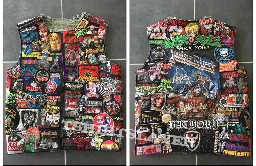 Battle Jaket Rework 2019