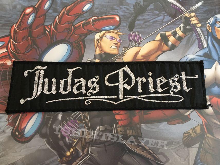 Judas Priest Stripe Patch