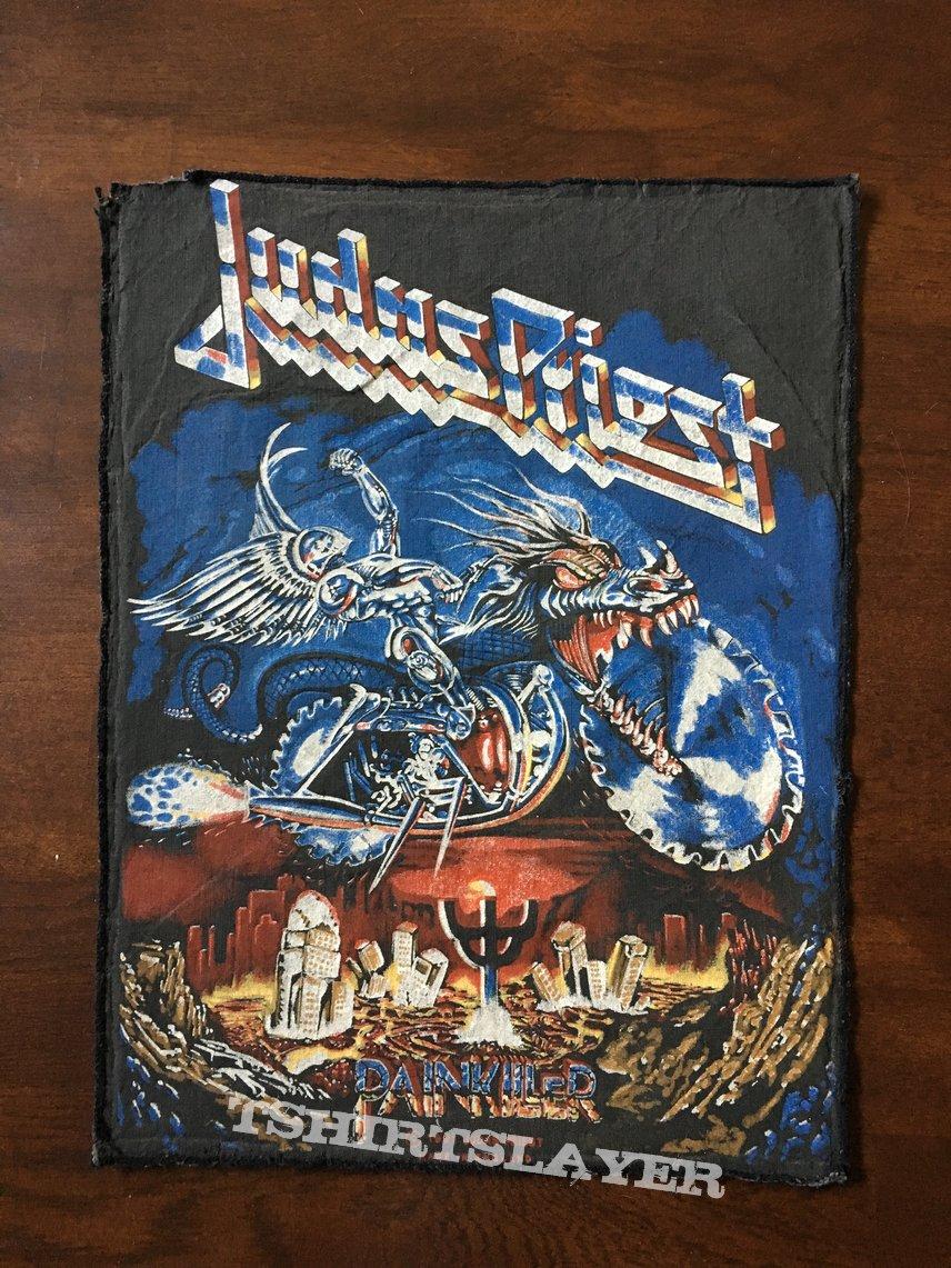 Back Patch Judas Priest Painkiller