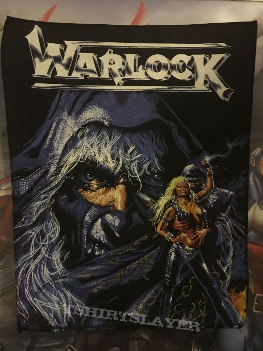 Back Patch Warlock Triumph and Agony