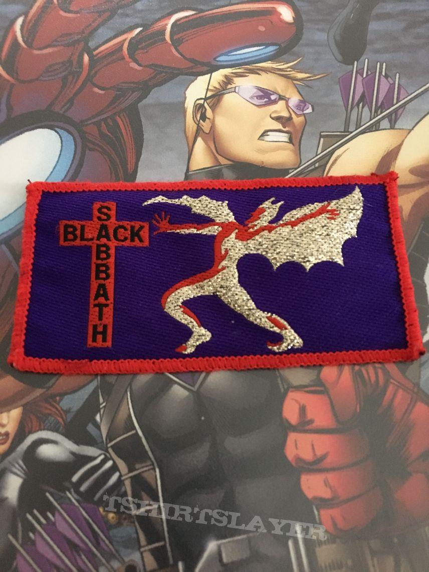 Black Sabbath Henry Patch
