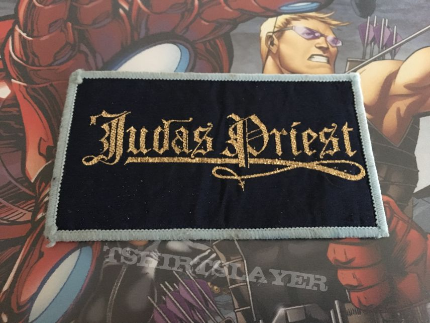 Judas Priest Early Patch