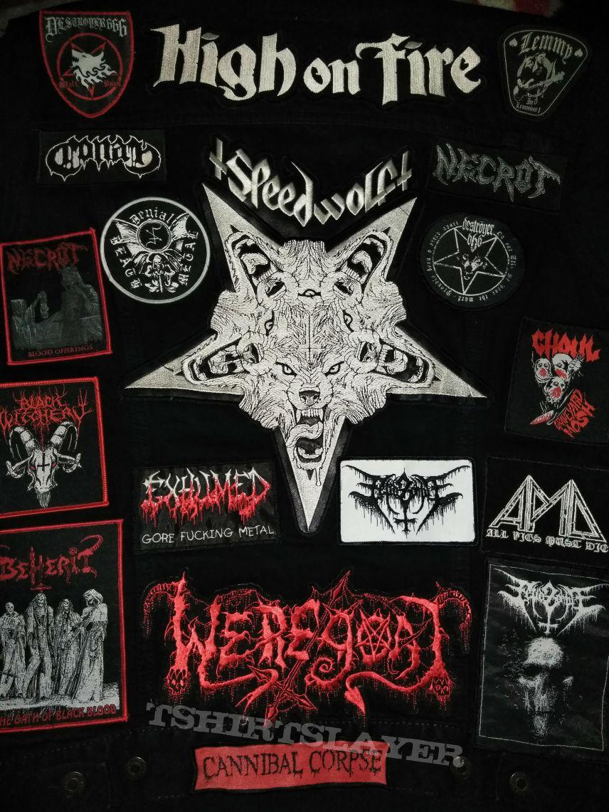 My wölf vest