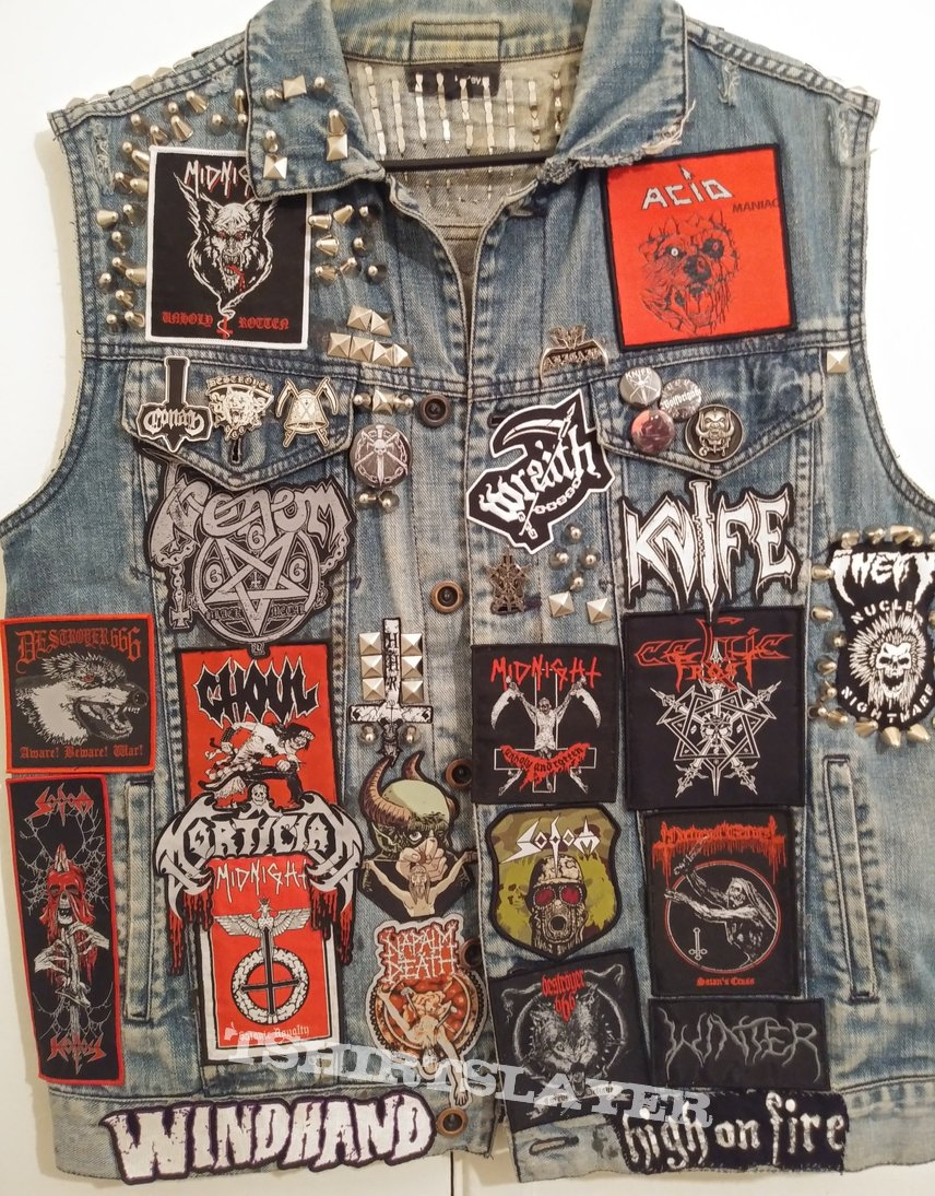 Filthy Bastards Vest
