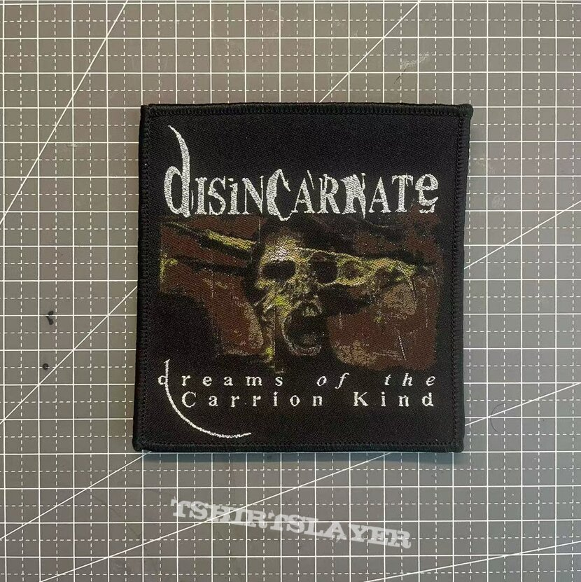 Disincarnate - Dreams of the Carrion Kind